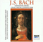 Cantatas of J.S. Bach